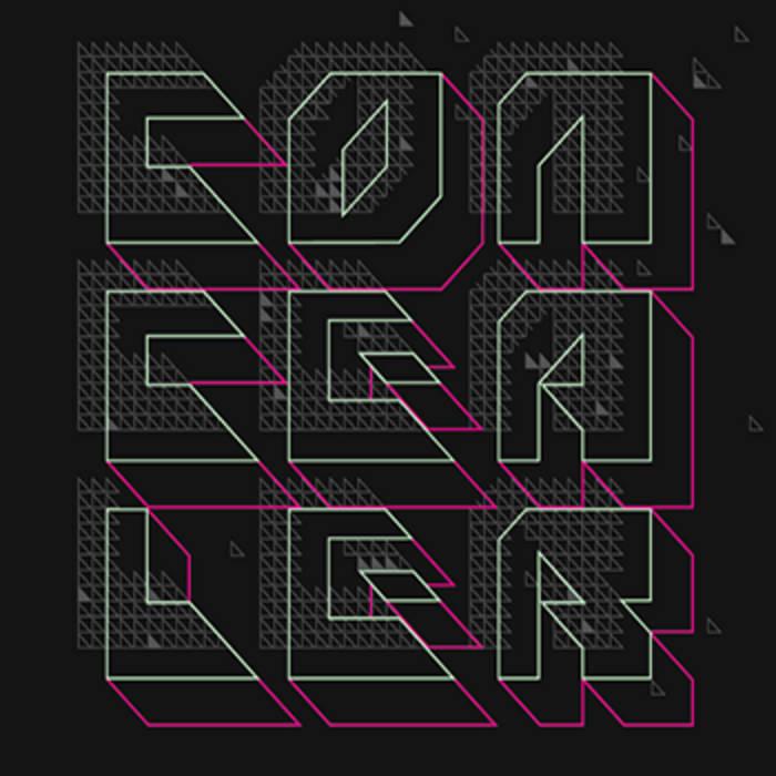 fêted:fetid (select tracks) cover art