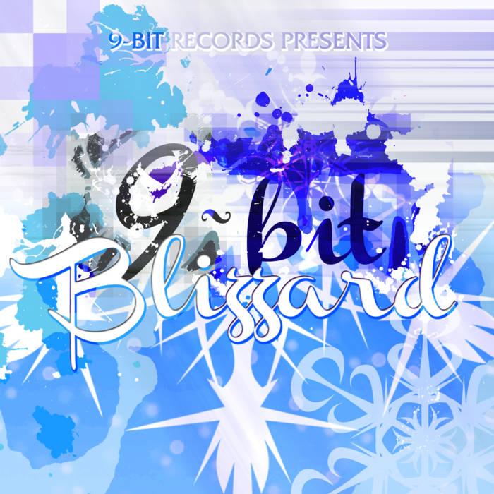 9-bit Blizzard cover art