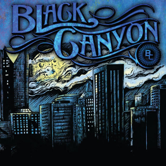 Black Canyon cover art