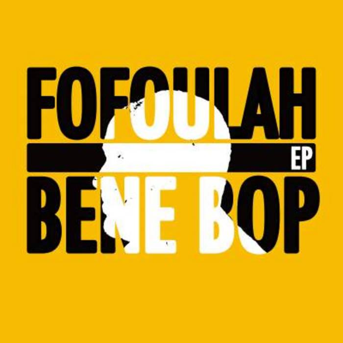 Bene Bop EP cover art