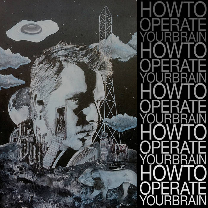 How to Operate Your Brain EP cover art