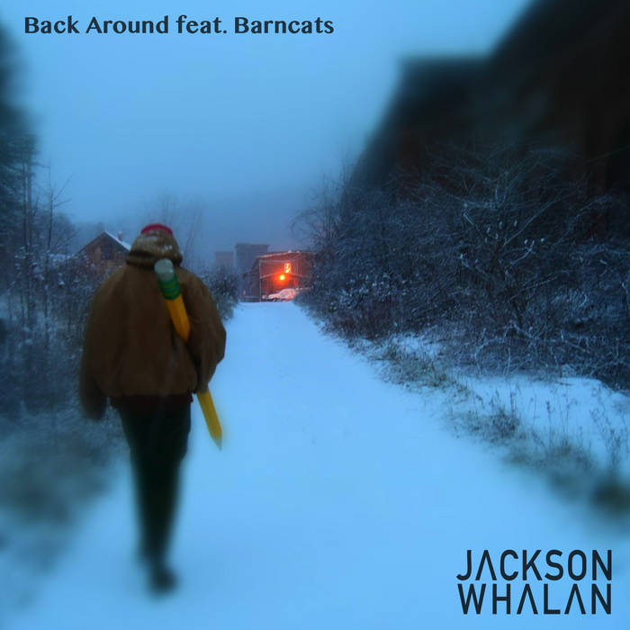 Back Around (feat. Barncats) cover art