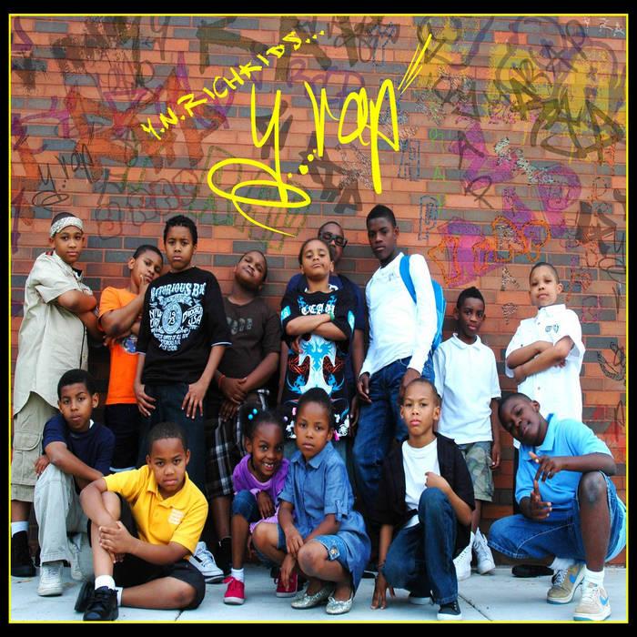 Y Rap cover art