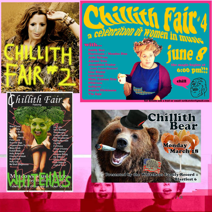 Chillith Fair 1-5 cover art