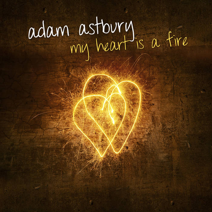 My Heart Is a Fire (EP) cover art