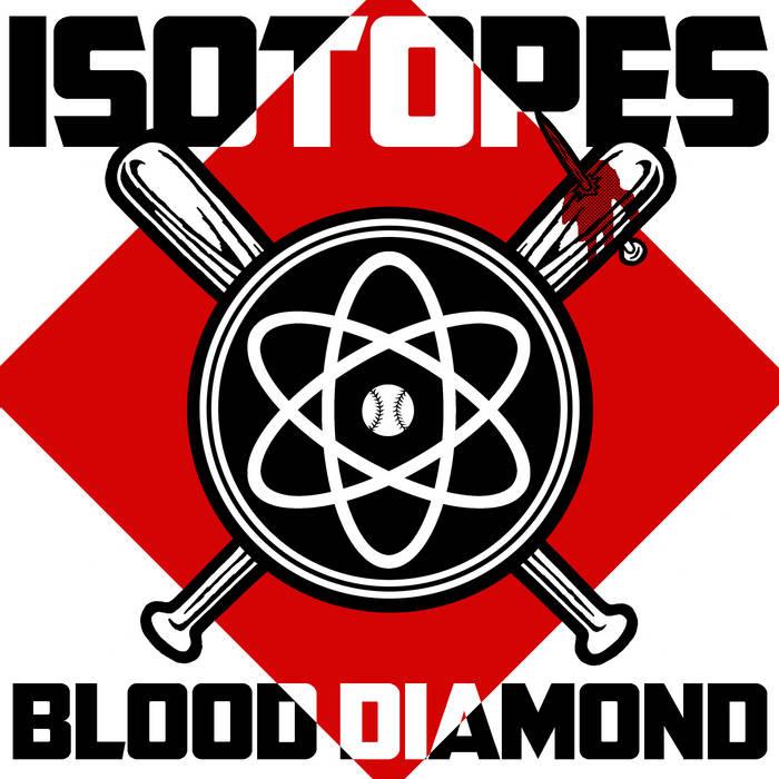 Blood Diamond EP cover art