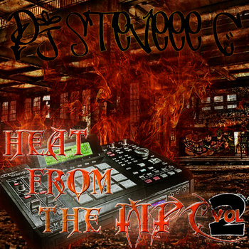Heat from the Mpc Vol 2 cover art