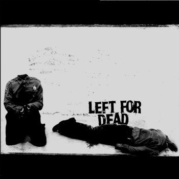 "(A389-115) LEFT FOR DEAD Devoid Of Everything 12""/CD cover art"