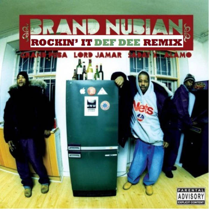 Rockin' It Remix cover art