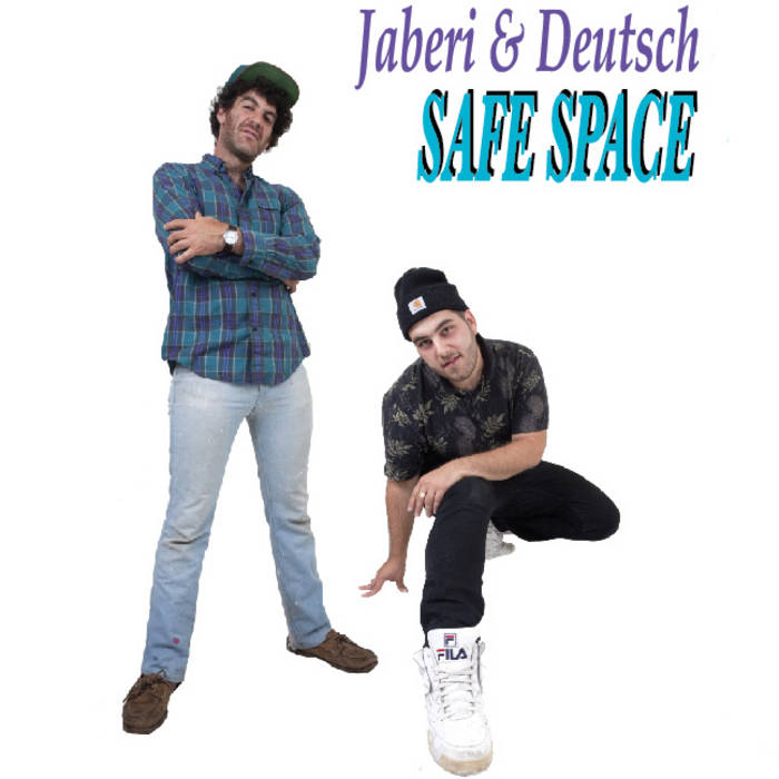 Safe Space cover art