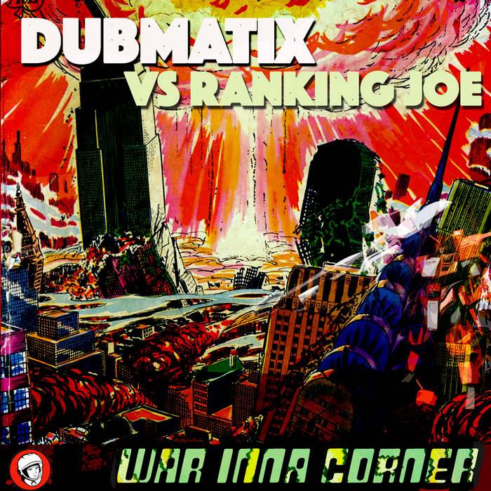 War Inna Corner cover art