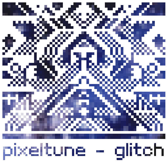 Glitch cover art