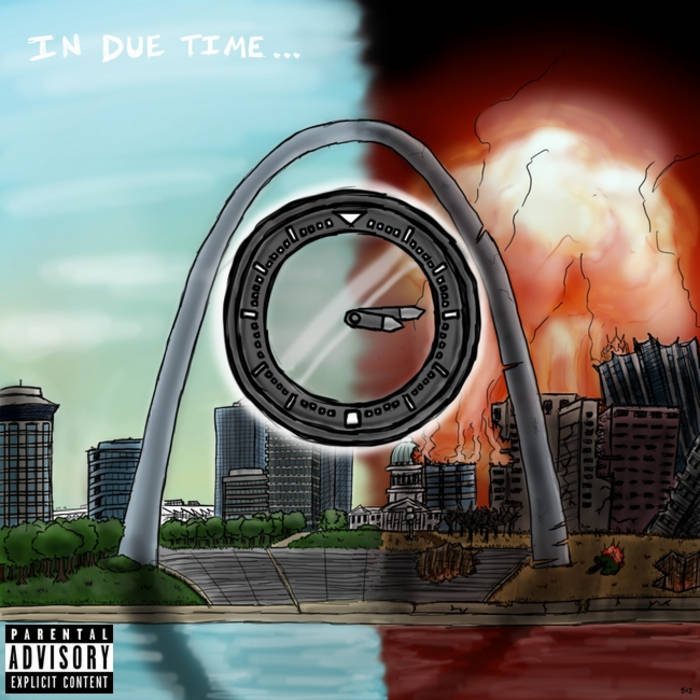 In Due Time cover art