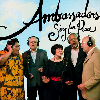 Ambassadors Sing for Peace cover art