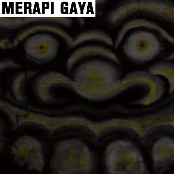 MERAPI GAYA • Arrington de Dionyso in Indonesia cover art