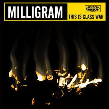 This is Class War cover art