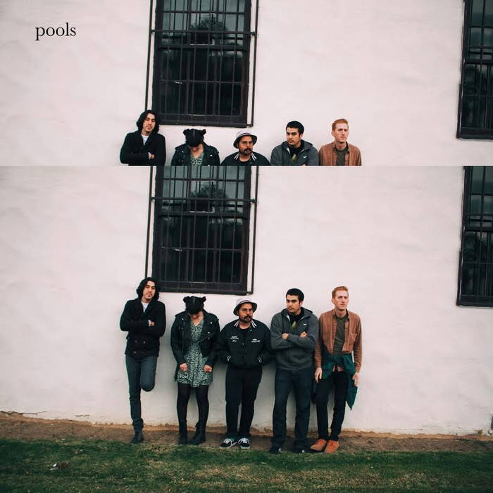 Pools cover art