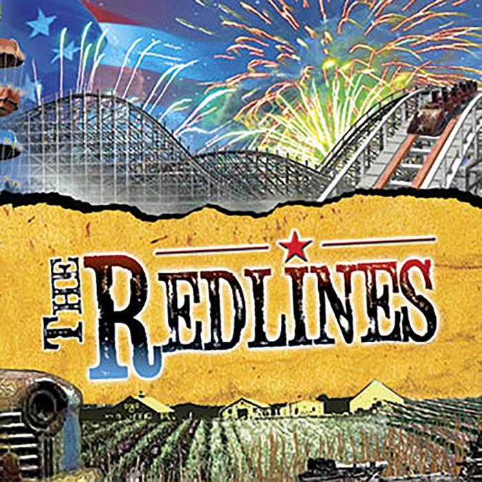 The Redlines cover art