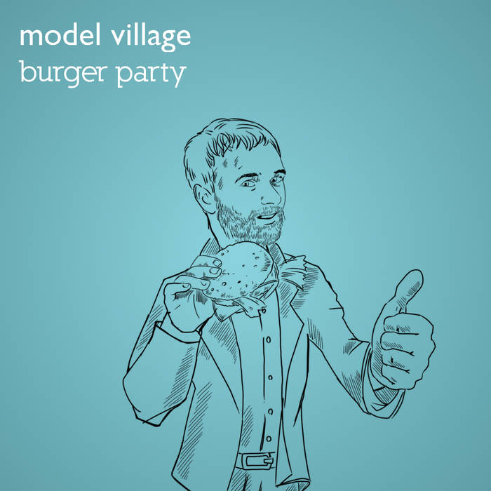 Burger Party EP cover art