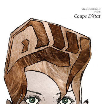 CILP002 - Various Artists - Coupe d'Etat LP cover art