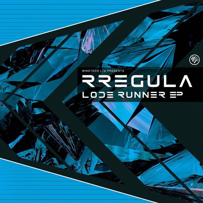 Lode Runner EP cover art
