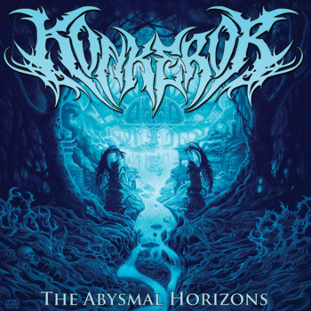 KONKEROR - The Abysmal Horizons cover art