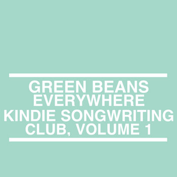 Kindie Songwriting Club, Vol. 1 cover art
