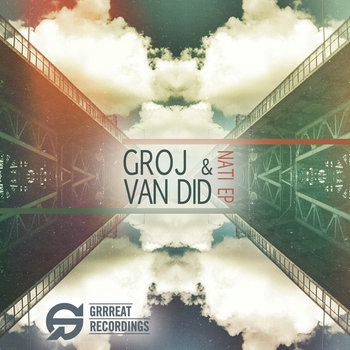 Groj & Van Did - Nati EP cover art