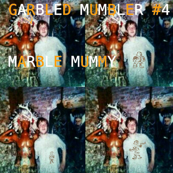Garbled Mumbler #4 cover art