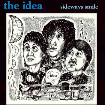 Sideways Smile + cover art