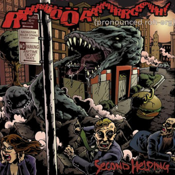 Second Helping cover art