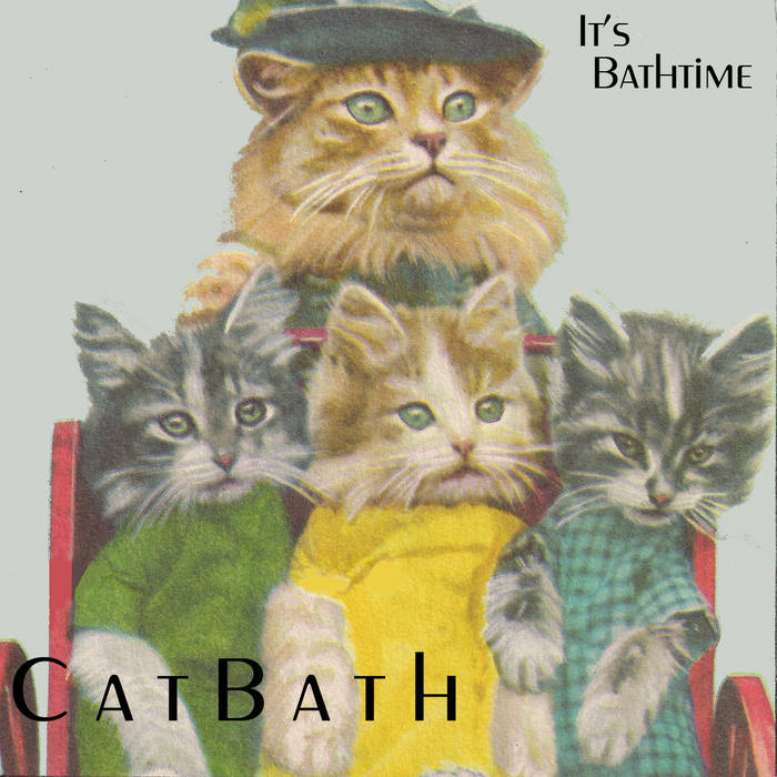 It's Bathtime cover art