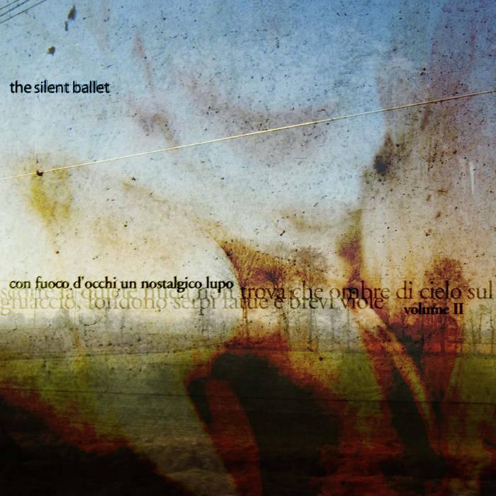 con fuoco d'occhi un nostalgico lupo II cover art