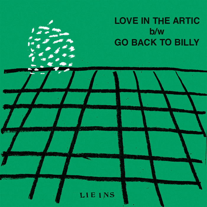 Love in the Artic b/w Go Back to Billy cover art