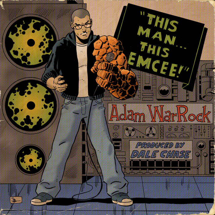 This Man... This Emcee! cover art