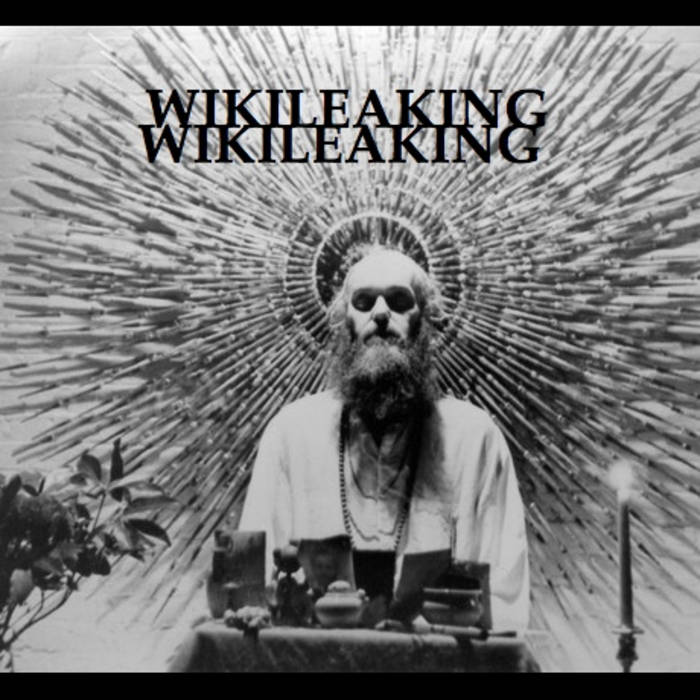 Wikileaking cover art