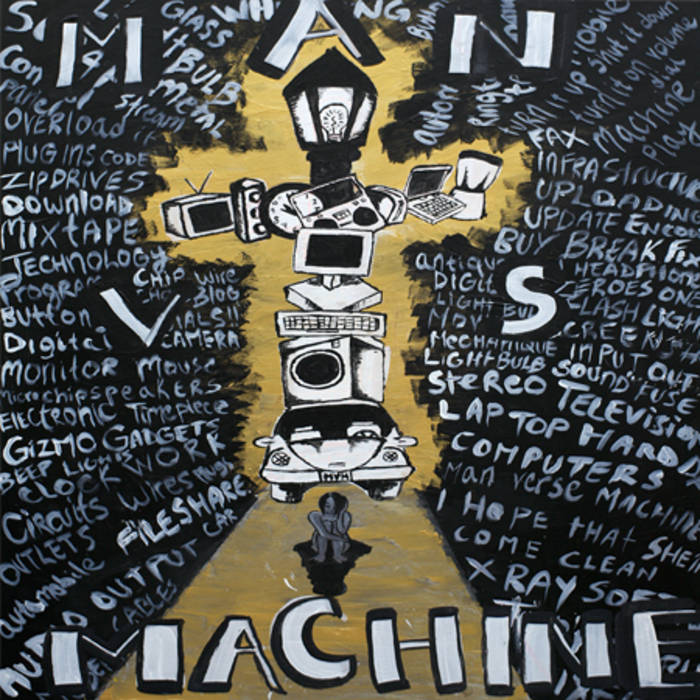 Man vs. Machine cover art