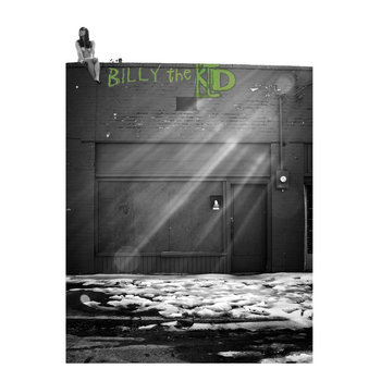 Billy the Kid cover art