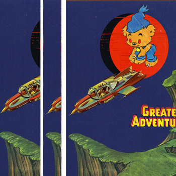 Greatest Adventure cover art