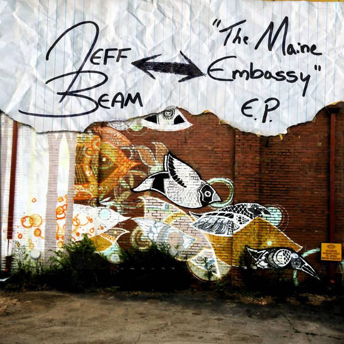 The Maine Embassy E.P. (Vol. 1) cover art