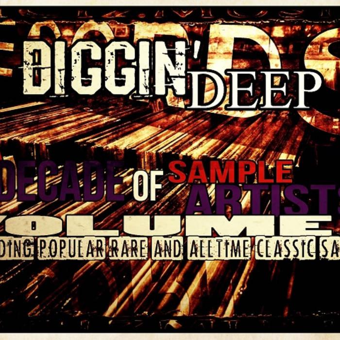 Diggin Deep Vol. 3 cover art