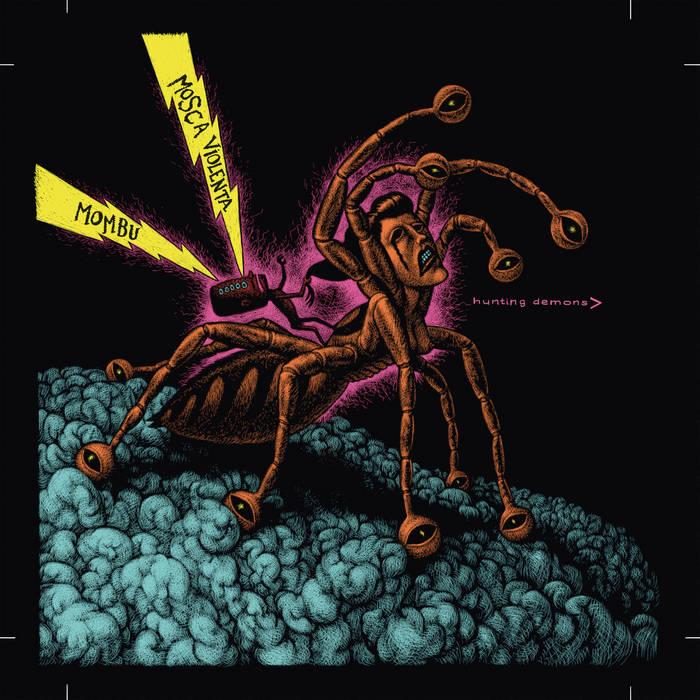 Hunting Demons cover art