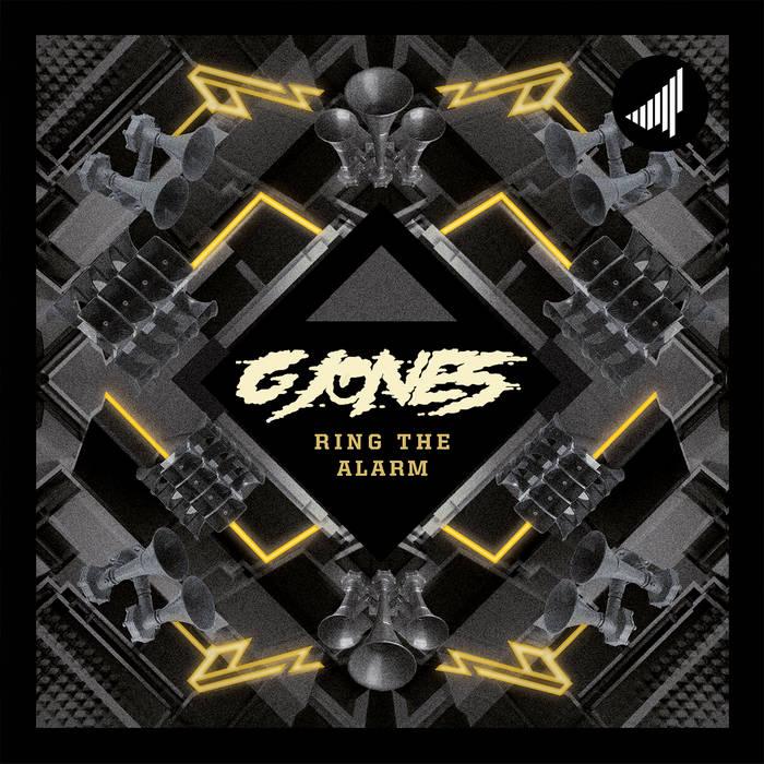 G Jones - Ring The Alarm (STRTEP026) + (STRT008) cover art