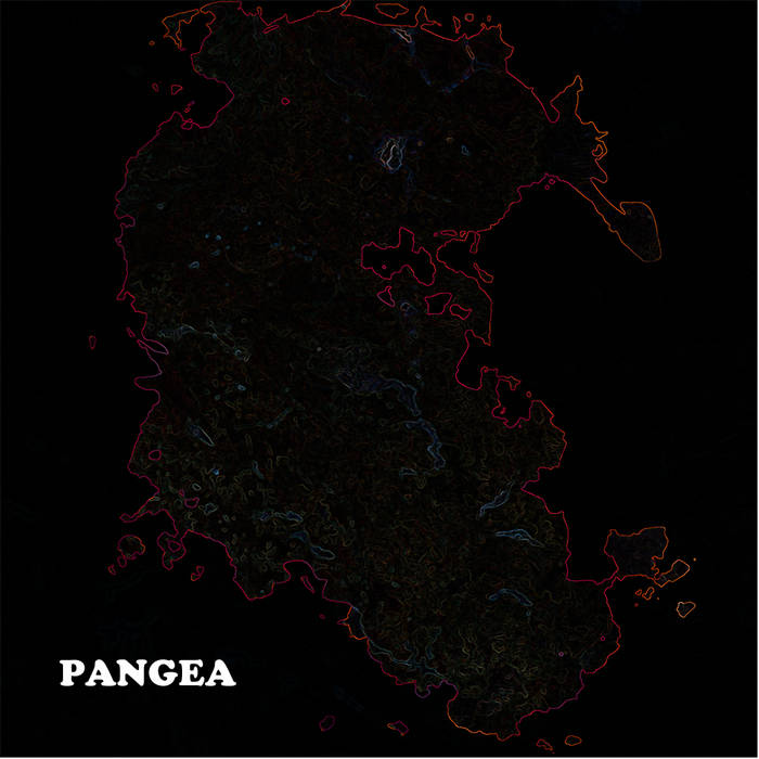 Pangea cover art