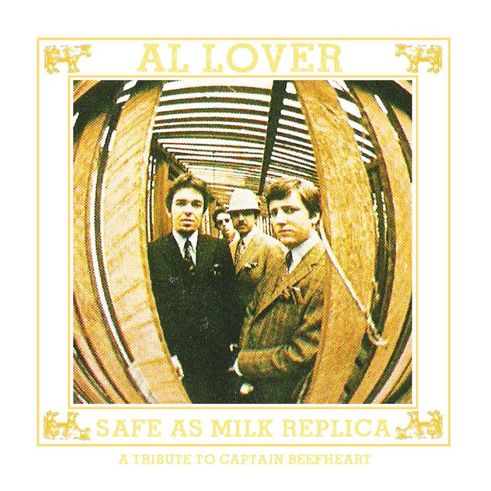 Safe as Milk Replica cover art