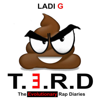 T.E.R.D. (The Evolutionary Rap Diaries) cover art