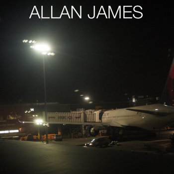 Allan James EP. cover art