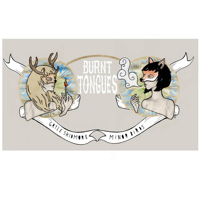 Burnt Tongues cover art