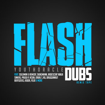 FlashDubs: Remix Tape cover art
