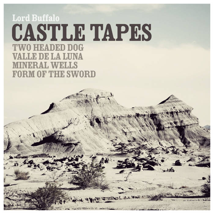 Castle Tapes EP cover art